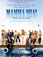 Ekobilet - Mamma Mia: Here we go again - 2D Napisy